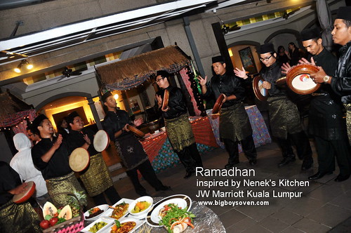 Ramadhan inspired by Nenek's Kitchen at JW Marriott Kuala Lumpur 3