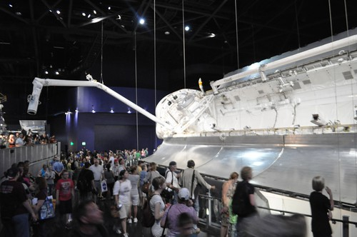 Space Shuttle Atlantis, Kennedy Space Center, Florida, June 29, 2103