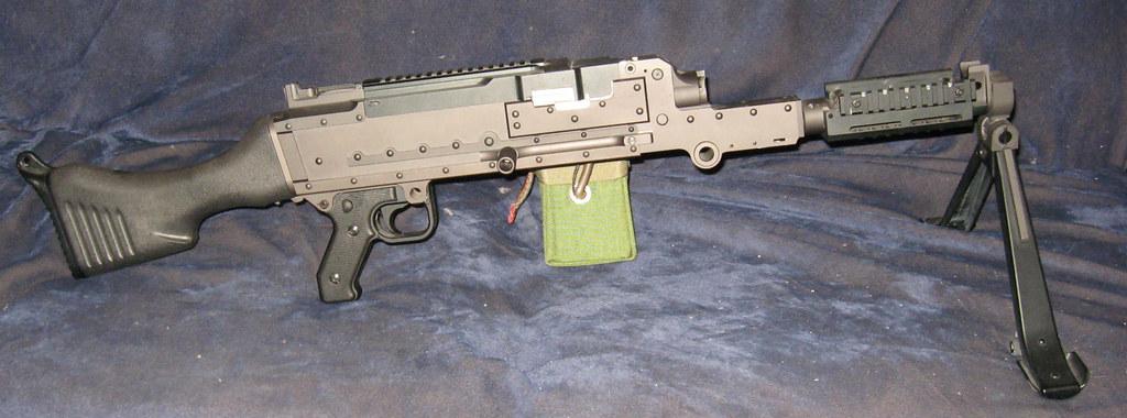 .22LR M240 Bravo (build thread) - .22 Rifle/Rimfire Discussion