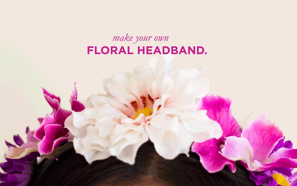 floralheadband