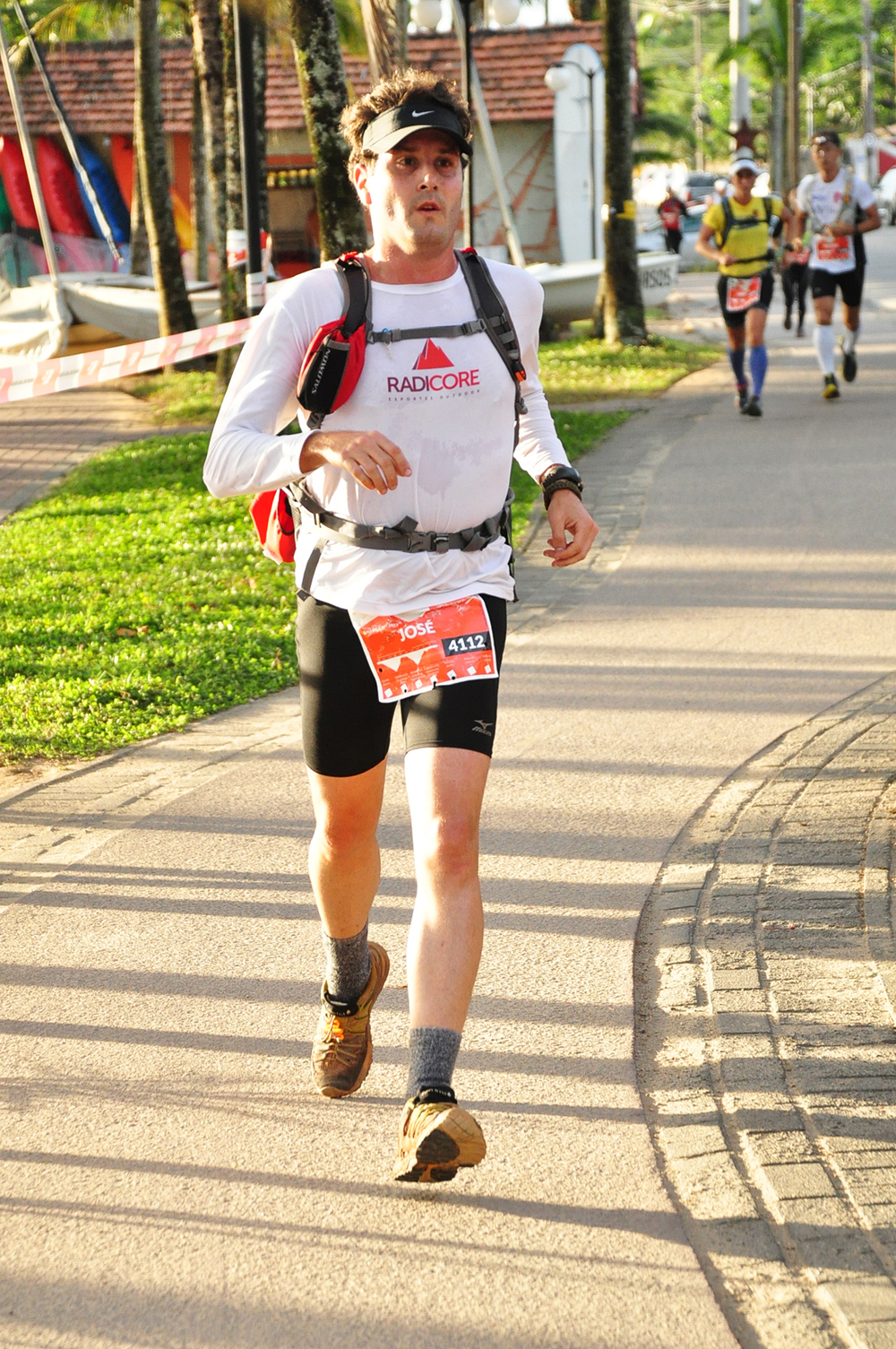 XTerra Endurance The North Face Ilhabela
