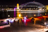Harbour Bridge Night scene