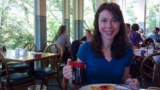 Kate at Pig and Pancake