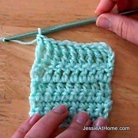 Treble-Crochet