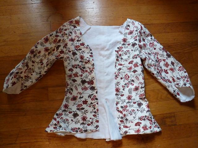 """Krasse"" jacket, 1760-1775"