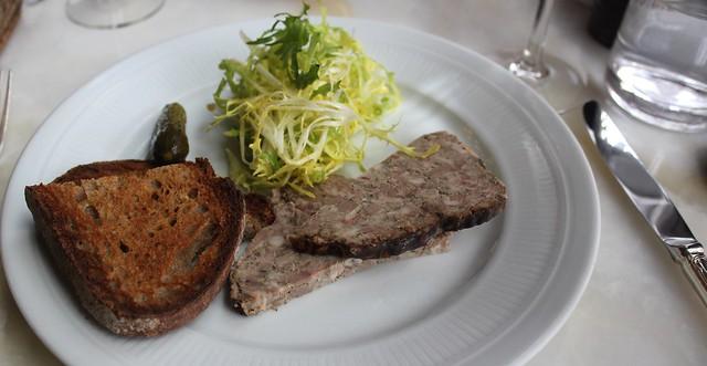 restaurantes com menu de almoço em paris
