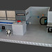 Portal 2 Testchamber: Overall View by eldeeem