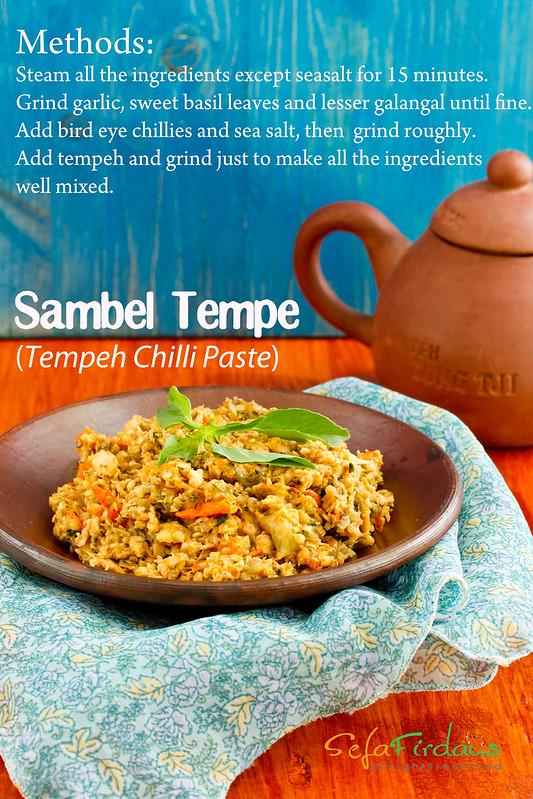 Sambel Tempe - Methods