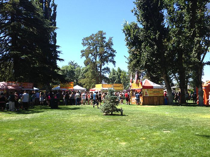 Tehachapi Mountain Festival 2013
