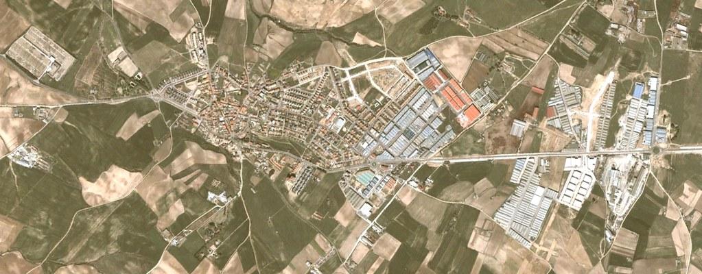 Moraleja de Enmedio, Madrid, Little Moral in the Middle, antes, urbanismo, planeamiento, urbano, desastre, urbanístico, construcción
