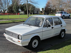 automobile, supermini, volkswagen, vehicle, volkswagen golf mk1, volkswagen golf mk2, city car, land vehicle, hatchback,