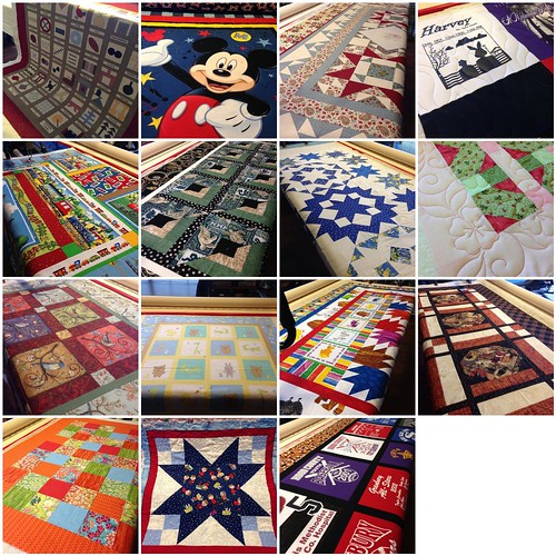 August 2013 - Tops to Treasures Quilting