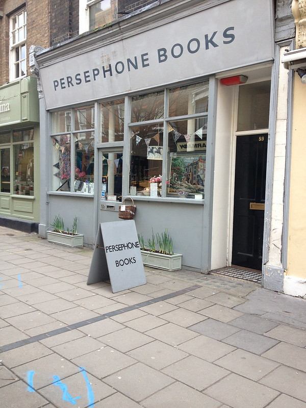 Persephone Books in London