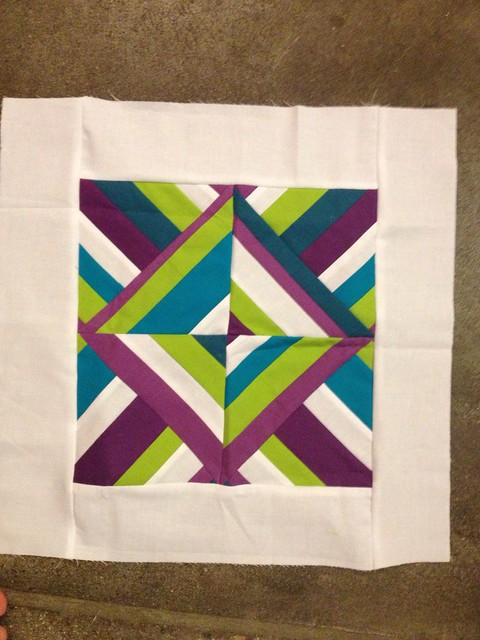 Gamboge Simply Solids September 2013 Block