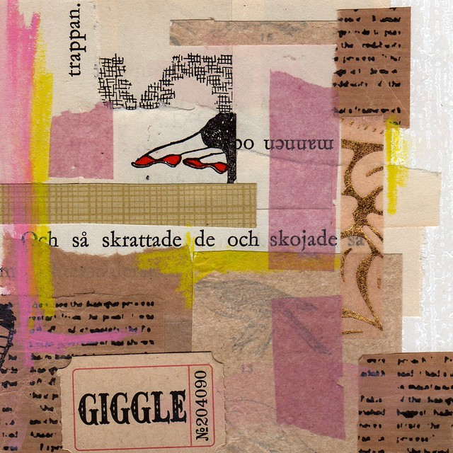 Collage: Giggle Time