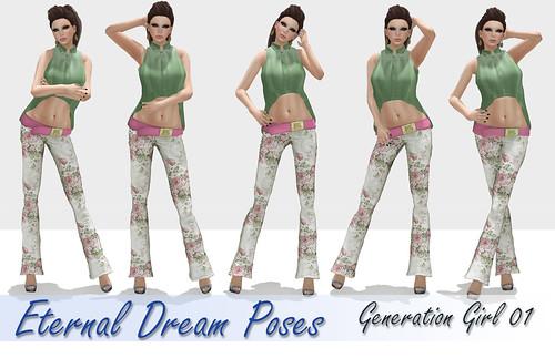 Generation Girl 01