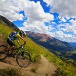 Crested Butte Biking by Zach Dischner