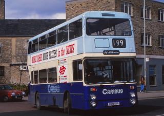 Looking back... Cambridge circa 1990 part 1B (c) David Bell