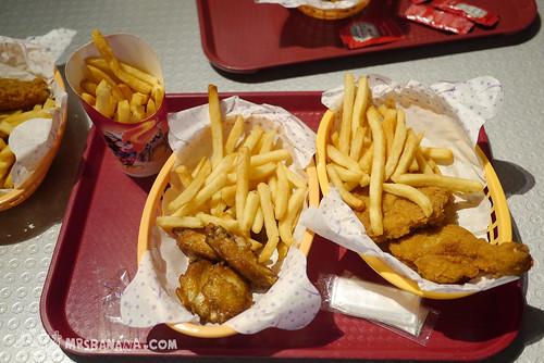 09迪士尼晚餐廣場飯點 (5)