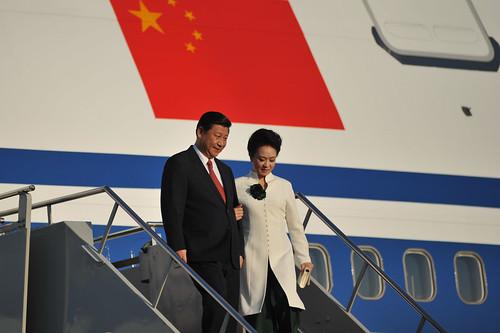 Presiden China Hadiri APEC 2013