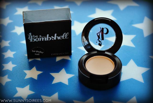 Beauty Box Five Bombshell Eyeshadow