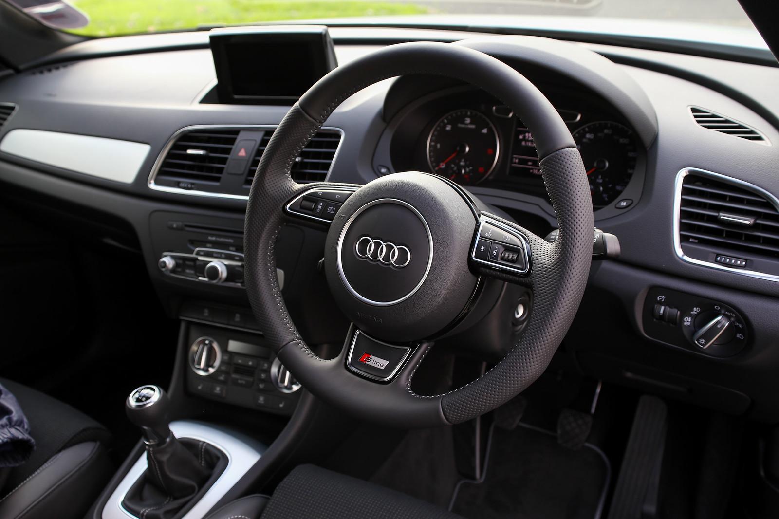 Audi q3 manual transmission