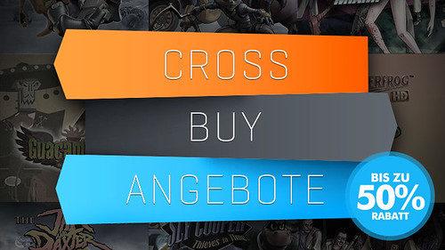 PlayStation Store - Cross Buy Sale
