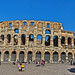 Panoramica Colosseo HDR by Jacopo Photo