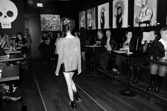 Calgary Fashion: ACTLIKEUKN_W, After Party