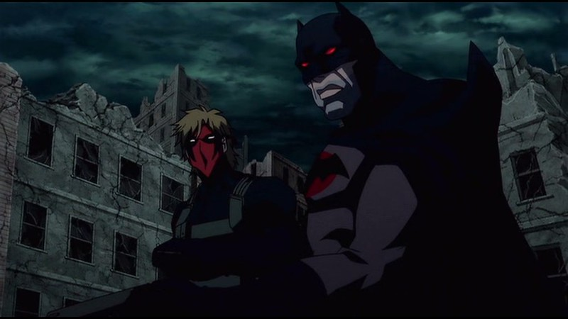 batman and grifter