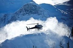 Jak se stát heliguidem v Kanadě