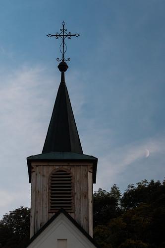 Kleine Kapelle in Lutzmannsburg