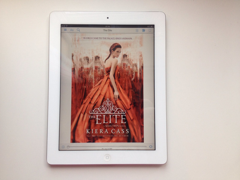 Rosie Reads: The Elite – Kiera Cass | Review