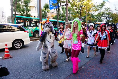 Kawasaki Halloween Parade 2013 116