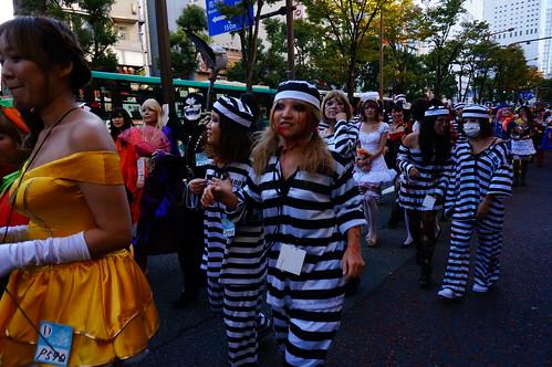 Kawasaki Halloween Parade 2013 110