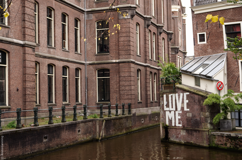 Amsterdam, Detail