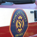 SVFD Extinguishes Structure Fire in Liberty Lake