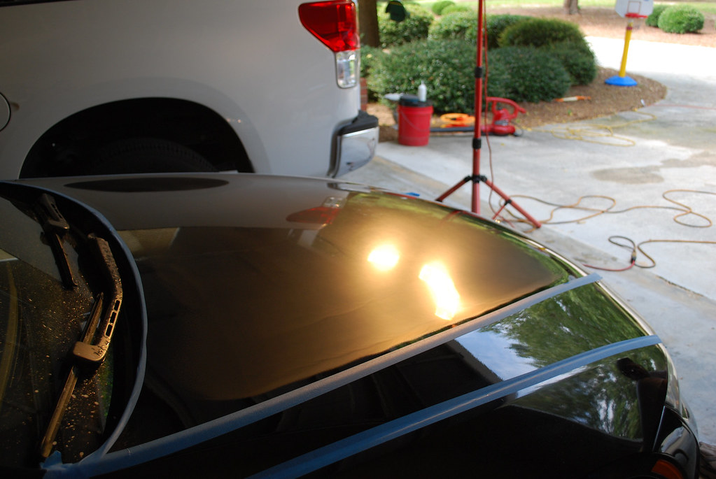 www.detaileddesignsautospa.com clear bra installation paint correction_4
