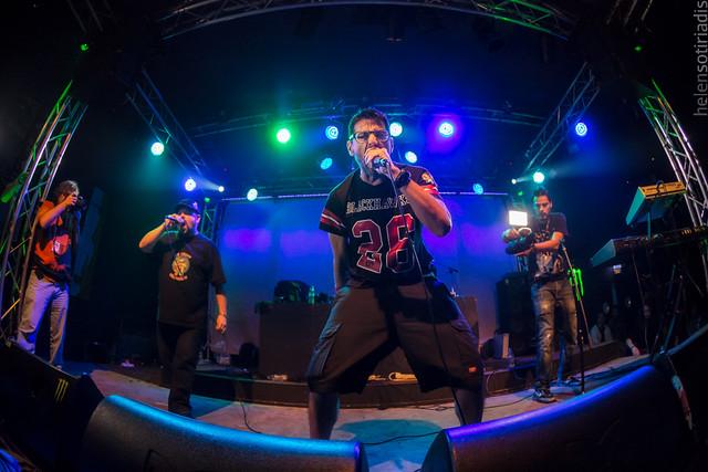 imiskoumbria - 2nd hip hop smile festival @ kyttaro, athens