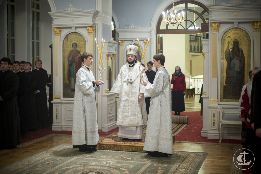 21 ноября 2013, Собор Архистратига Михаила