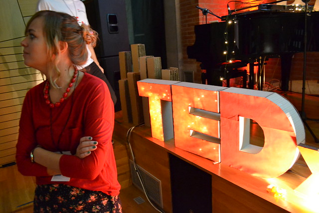 Students in Thessaloniki like to keep busy and often host events like TEDTalks in the city's universities