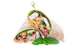 Chicken wrap