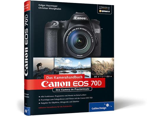 Canon EOS 70D Das Kamerahandbuch