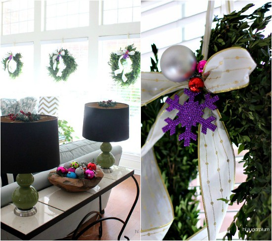 Hi Sugarplum | Christmas Home Tour