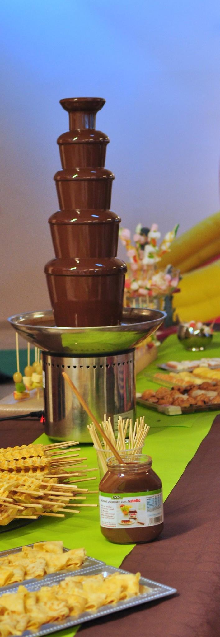 la fontaine au chocolat du go ter de no l 2013 341 flickr photo sharing. Black Bedroom Furniture Sets. Home Design Ideas