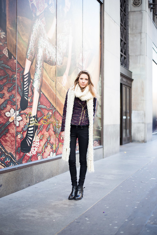 Street Style - Lydia, Great Portland Street
