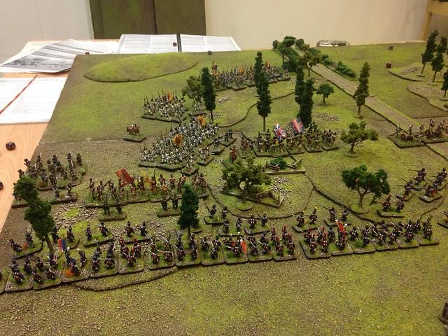 QUATRE BRAS (Napoleon at War) 11308512466_af6f3f9aa5_z
