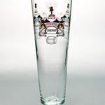 ベルギービール大好き!!【リンデマンス・ペシェリーゼの専用グラス】(管理人所有 )