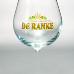 ベルギービール大好き!!【デ・ランケの専用グラス】(管理人所有 )