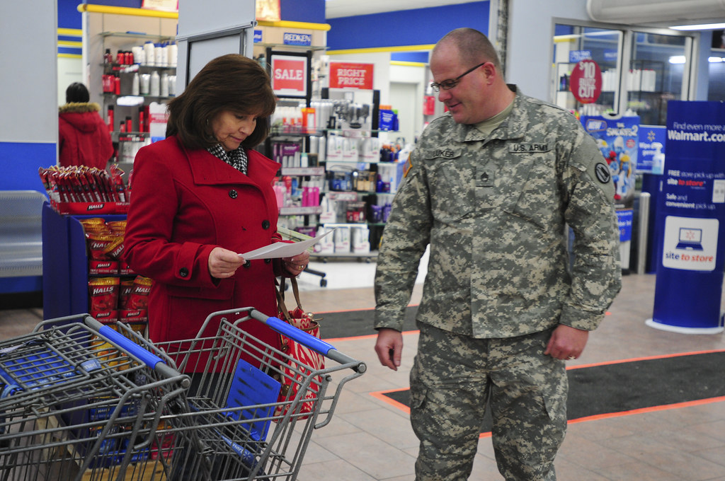 Sub-for-Santa Shopping Spree - 12-11-13